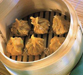 Wontons with pork